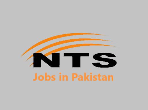 NTS jobs in Pakistan