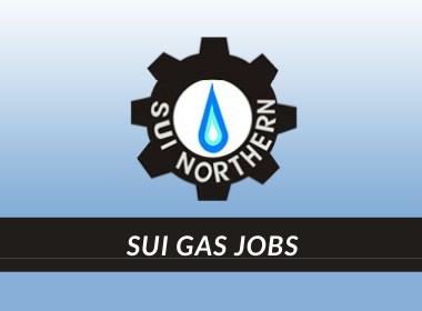 Sui gas jobs 2021
