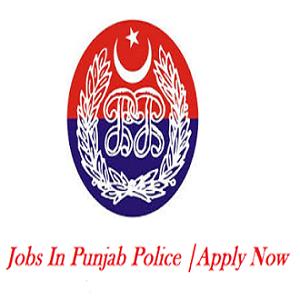 Punjab police joba
